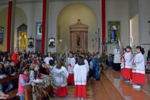 domenica delle palme 9/4/2017-messa