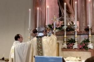 Messa Maria Madre della Chiesa--21/5/18